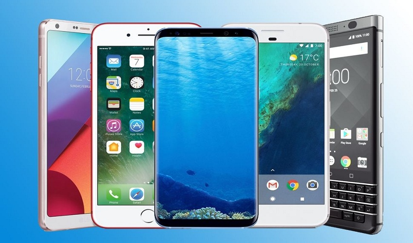 Glancing at The Best Smartphones of 2017